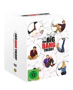 The Big Bang Theory Staffel 1-12 Boxset DVD