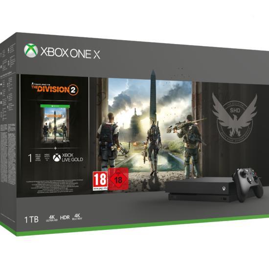 Xbox One X, 1TB