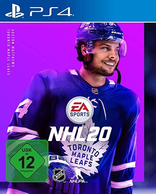 NHL 20 - Standard Edition - [PlayStation 4 / Xbox One]