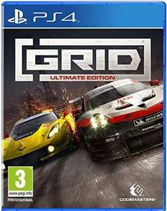 Grid Ultimate Edition [PS4]