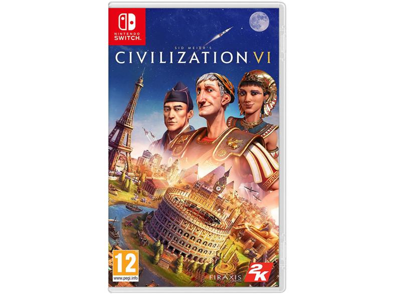 Sid Meier´s Civilization VI [Nintendo Switch]