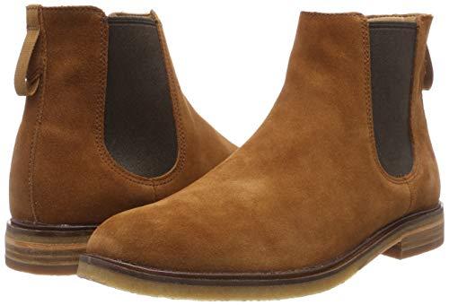 Clarks Herren Clarkdale Gobi Chelsea Boots in den Größen 42.5 bis 46