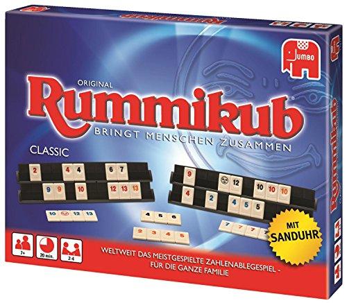 Amazon - Jumbo 17571 - Original Rummikub Classic