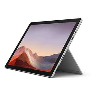 Microsoft Surface Pro 7, 12,3 Zoll 2-in-1 Tablet (Intel Core i5, 8GB RAM, 128GB SSD, Win 10 Home) Platin Grau