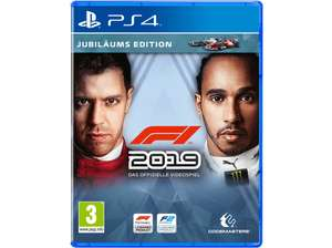 F1 2019 Jubiläums Edition (PS4/Xbox)