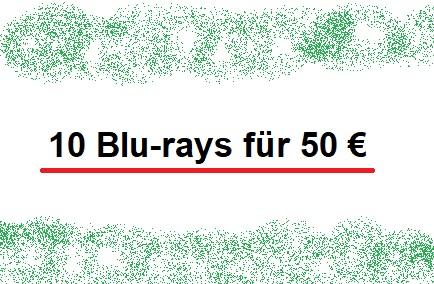 10 Blu-rays für 50 € - Vom 14 Feb. 2020 bis 23 Feb. 2020