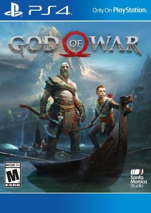 God of War (PS4, US Code)