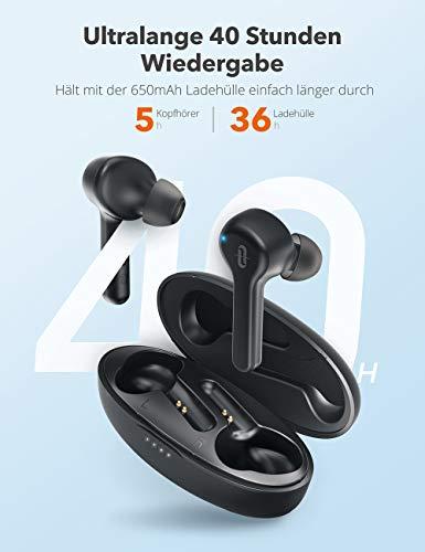 TaoTronics Bluetooth 5.0 Kopfhörer