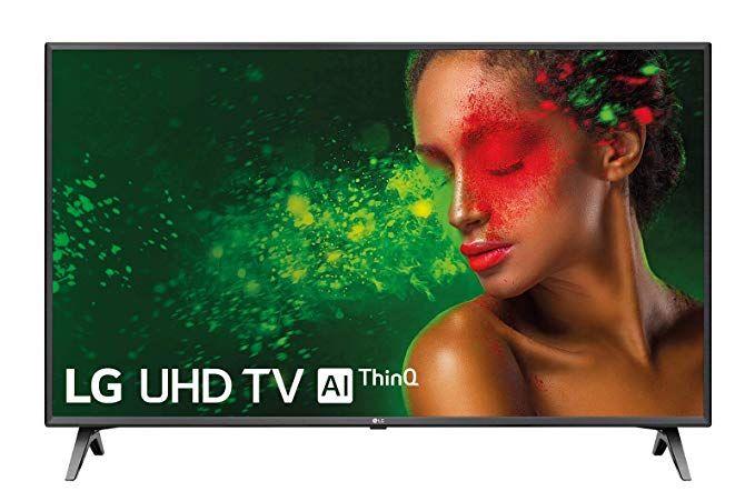 LG 43UM7500PLA 43 Zoll Fernseher (3840x2160, HLG, HDR10, WLAN, Bluetooth 5.0, Dolby Digital)
