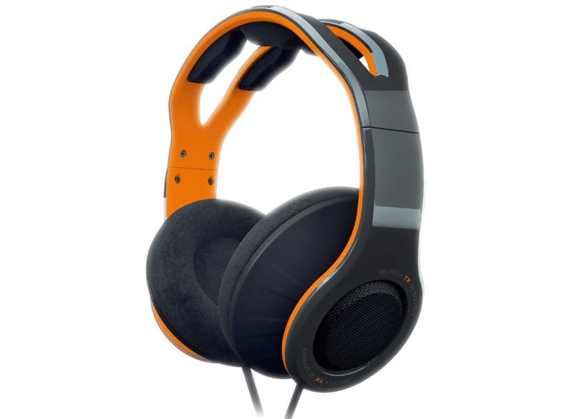 [Media Markt] Gioteck Stereo Headset TX30 oder TX40 schwarz/orange für PS4, Xbox One, PC um 11€