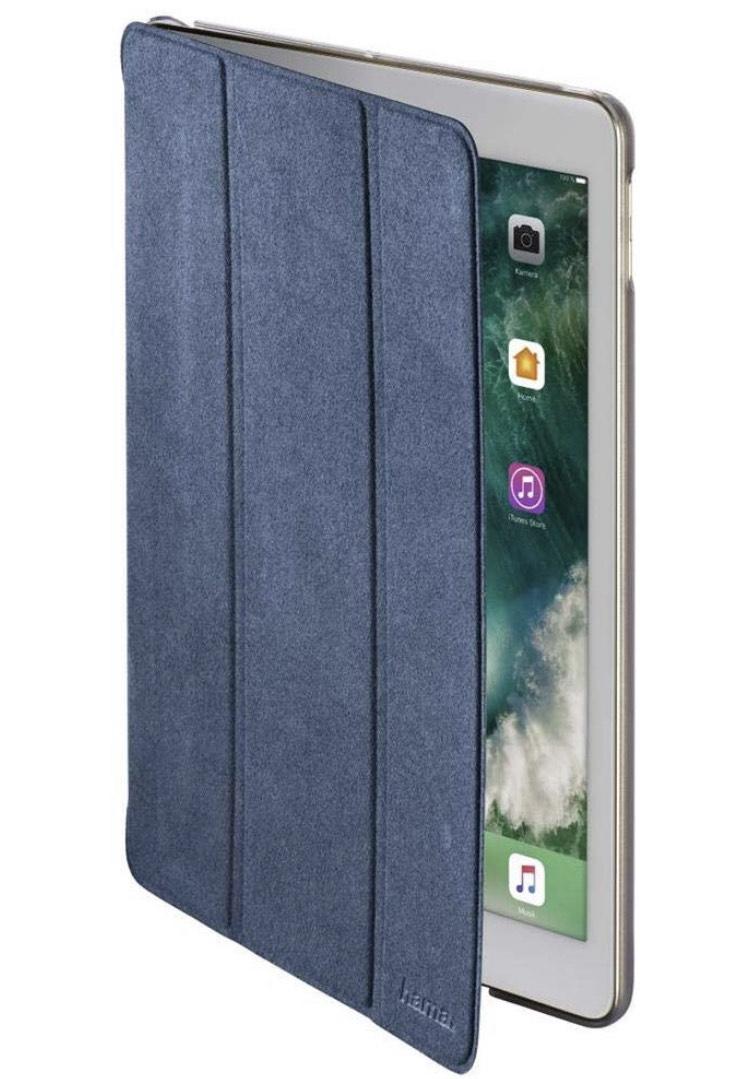 Schnell sein: Hama Tablet Tasche in blau für Apple iPad Pro