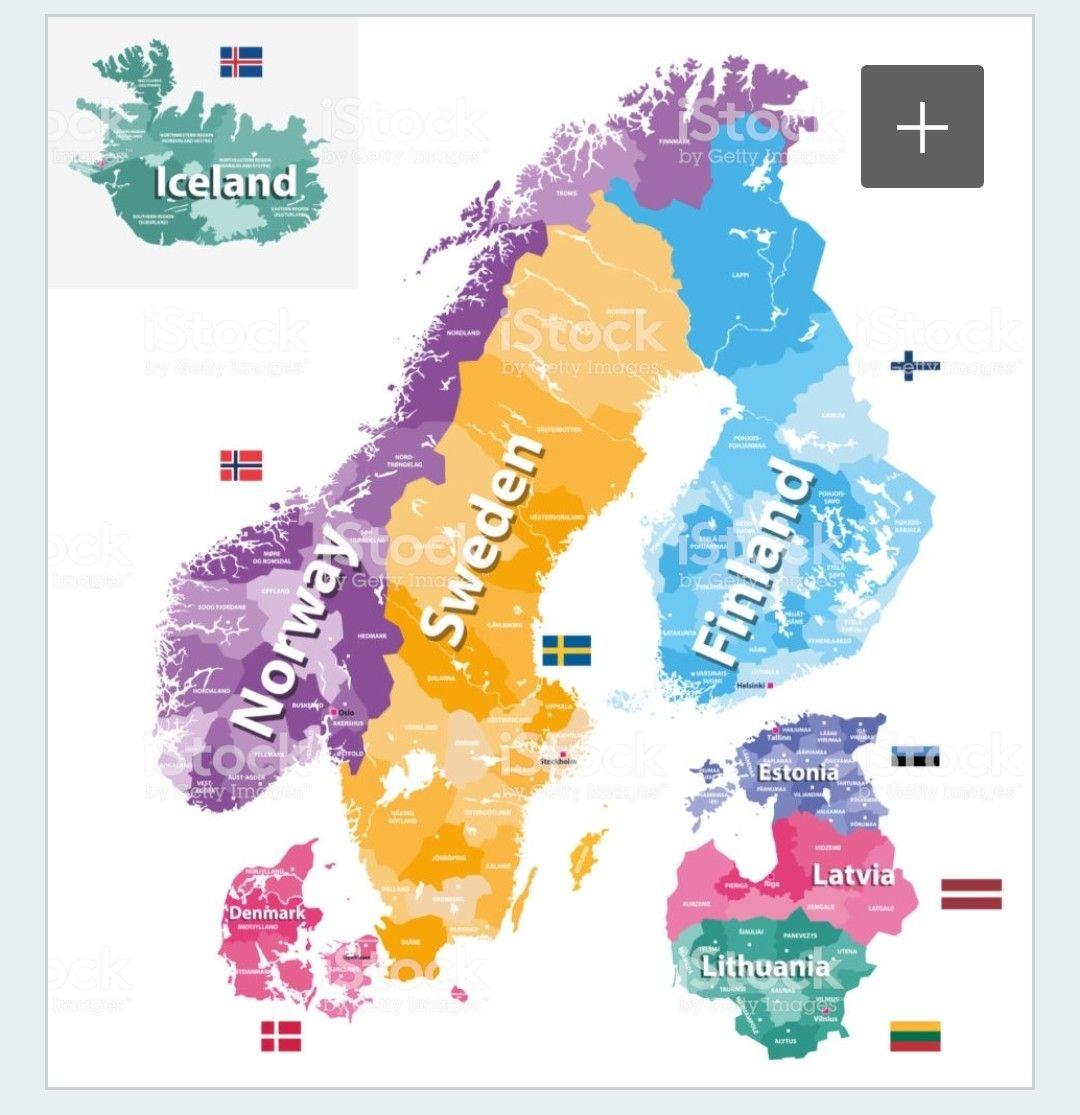 Mit Laudamotion ab 0,79 nach Skandinavien
