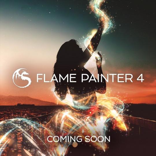 Flame Painter 4 (PC/Mac)