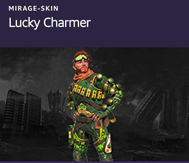 Twitch Prime Mirage Skin