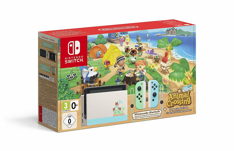 Nintendo Switch Animal Crossing New Horizons Limited