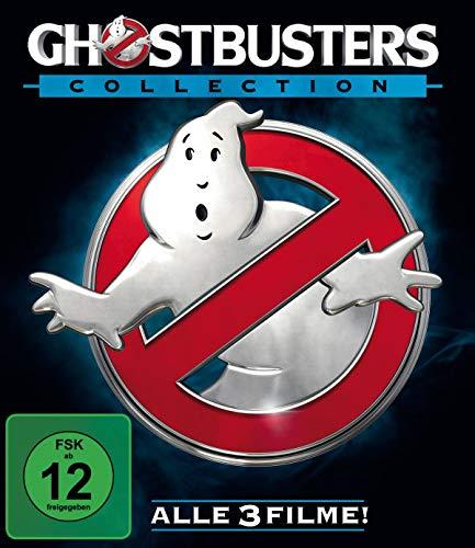 Ghostbusters 1-3 BD Set [Blu-ray]
