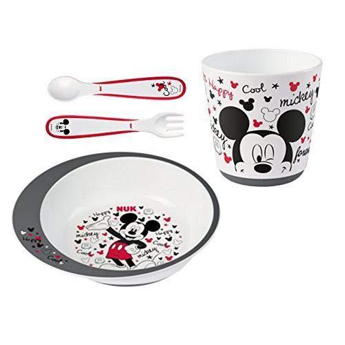 NUK 80890653 Disney Mickey Esslernset, Geschenkbox