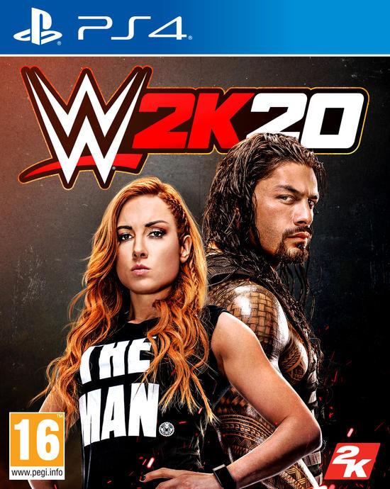 WWE 2K20 (PS4) um 14,99€ (GameStop)