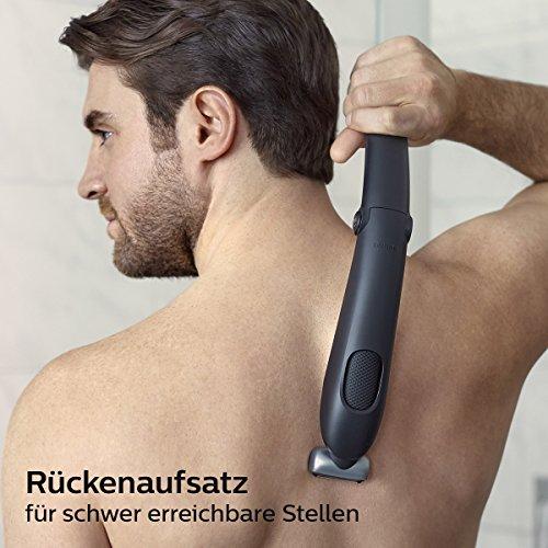 """Philips """"BG5020/15"""" Bodygroom für (Rücken-) Haarentfernung"""