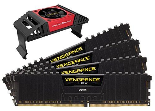 Corsair Vengeance LPX schwarz DIMM Kit 32GB, DDR4-4000, CL19-23-23-45