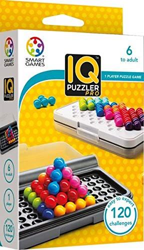 Smart Games IQ-Puzzler PRO, Geschicklichkeitsspiel, Reisespiel, Gehirntraining