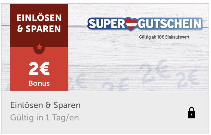 Lidl-Plus-App: € 2,— Bonus ab € 10,— Einkaufswert