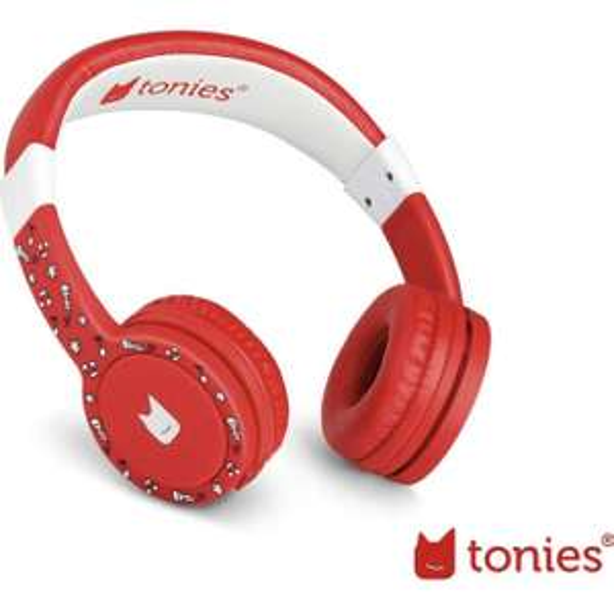 Tonies Lauscher Kopfhörer Rot oder Grün