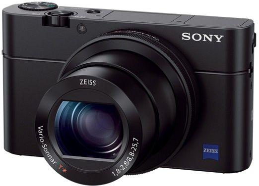 Sony Cyber-shot DSC-RX100 III (20.1 MP, CMOS Sensor, 2.9x optischer Zoom, optischer Bildstabilisator)