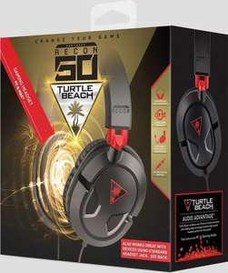Turtle Beach Ear Force Recon 50 Gaming Headset (PC/PS4/Xbox One)