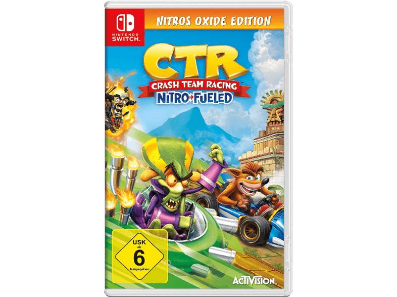 Crash Team Racing Nitro Fueled - Nitros Oxide Edition für (Switch/Xbox)