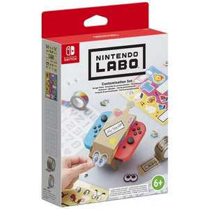 Nintendo Labo Design-Paket (Switch)