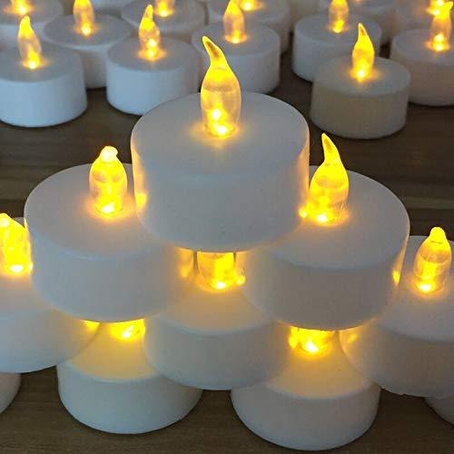 [Schnell sein] 100 LED-Kerzen für 2,40€ (Amazon Prime)