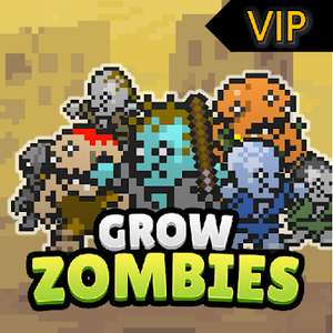 Grow Zombie VIP - Merge Zombies für Android