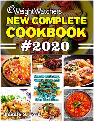 WeightWatchers Kochbuch 2020 (eBook, Englisch)