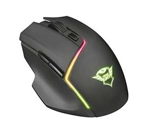 Trust GXT 161, kabellose Gaming-Maus mit RGB Beleuchtung