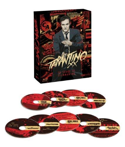 [Amazon] Tarantino XX Box [Blu-ray] für 35,28€ (statt 75€)