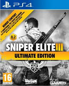 [Ps4] Sniper Elite 3 Ultimate Edition PS Store