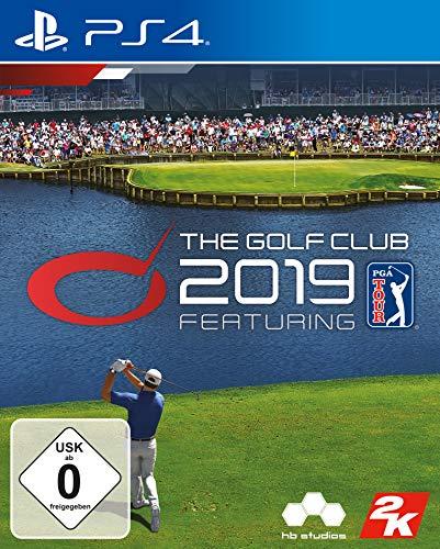 The Golf Club 2019 feat. PGA Tour (PS4)