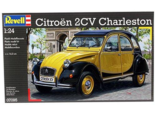 "Citroen 2CV Charleston ""Ente"" - Revell Modellbausatz, 1:24 - LvL3"