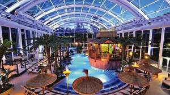 Übernachtung im 4 * Hotel Paradiso EurothermenResort - Bad SchallerbachTherme