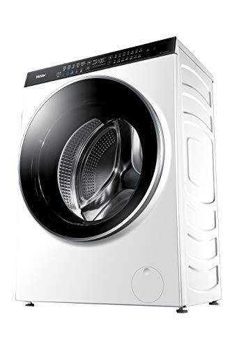 Haier HWD100-BD1499U1 Waschtrockner / XXL Trommel / 10 kg Waschen / 6 kg Trocknen / 1400 UpM / Direct Motion Motor / Smart Dosing