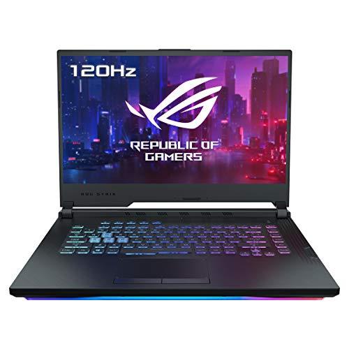 """ASUS ROG Strix G531GW-AL137 (15,6"""" FHD IPS 120Hz, i7-9750H, 16GB RAM, 512GB SSD, RTX 2070, QWERTY-Tastatur)"""