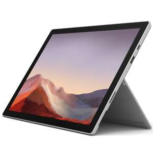 (Stornoparty)Microsoft Surface Pro 7 Platinum, Core i5-1035G4, 16GB RAM, 256GB SSD