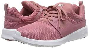 DC Shoes - Damen Heathrow Sneaker, Rose