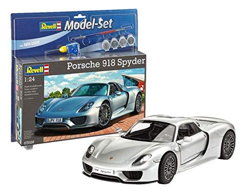 Revell Model Set Porsche 918 Spyder (67026)