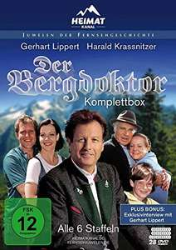 Der Bergdoktor - Heimatkanal Gesamtedition [DVD]