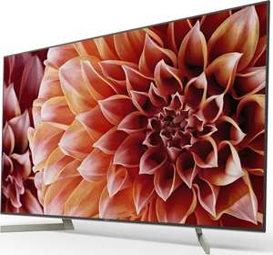 SONY KD-65XF9005 Fernseher (3840x2160, Direct-lit, Full Array Local Dimming, HDR10, HLG, Wlan, Bluetooth, Miracast)