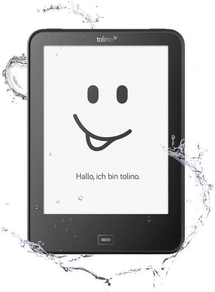 [Thalia.at] tolino vision 4 HD eBook-Reader um 94,35 Euro