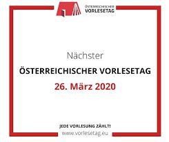 3. Österreichischer Vorlesetag + personalisiertes Vorlesebuch