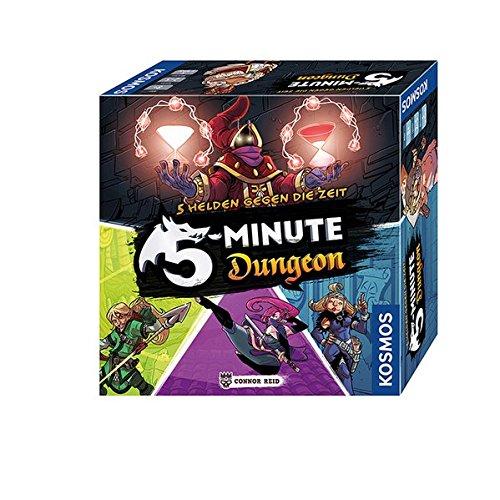 5-Minute Dungeon - Wahre Helden gegen die Zeit